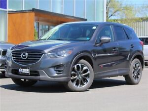 2016 Mazda CX-5 GT GT | AWD | LEATHER | NAV