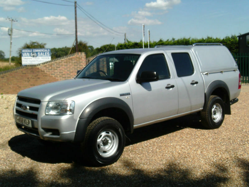 ford ranger tdci ps  dcab ac double cab