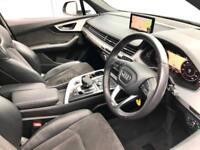 2015 65 reg Audi Q7 3.0TDI ( 272ps ) ( s/s ) Tiptronic quattro S Line WHITE