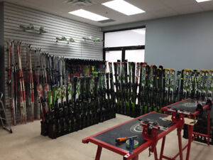 ELAN SKIS ALPINA BOOTS– ALL SKI AND BOOT SIZES  - GREAT DEAL!