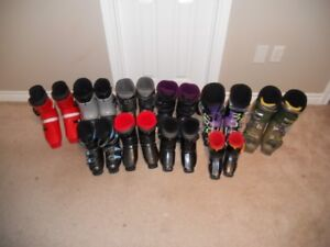 SKI BOOTS ONLY 45 EACH