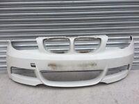 Bmw 1 series m sport e88 e87 e82 front genuine bumper