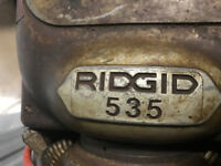 Pipe Threader Machine RIGID 535 London Ontario Preview
