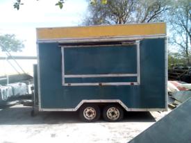 Food trailer Renovation project
