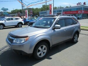 2010 Subaru Forester Sunroof heated seats AS IS but with new MVI