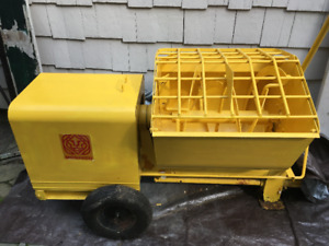 Monarch Mortar Mixer,5SE, 1.5 HP electric, excellent condition.