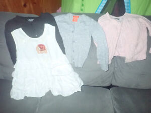 size 3 girls clothes