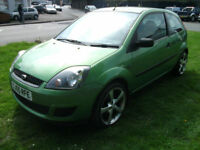 Ford Fiesta 1.25 2005.5MY Style