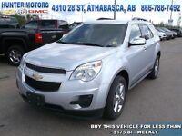 2014 Chevrolet Equinox 1LT   - $160.75 b/w*