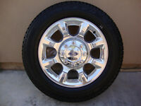 "20"" FORD F250 & F350 SUPERDUTY WHEELS/TIRES - $SACRIFICE - NEW!!"
