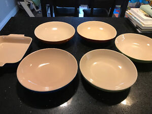 Le Creuset Dishes  and Baking Dish