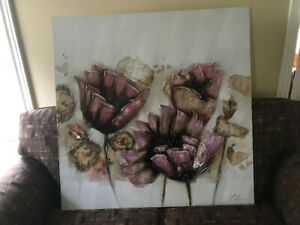 Hand painted Canvas Art
