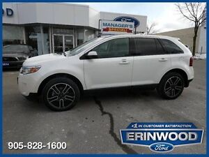 2014 Ford Edge SELONE OWNER CPO 24M@1.9%/12MO/20,000KM EXT WARR