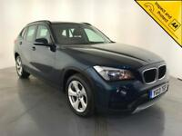 2013 BMW X1 SDRIVE20D EFFICIENT DYNAMIC DIESEL 1 OWNER SERVICE HISTORY FINANCE
