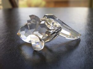 """Swarovski Crystal Figurine- """" Pelican """" Kitchener / Waterloo Kitchener Area image 6"""