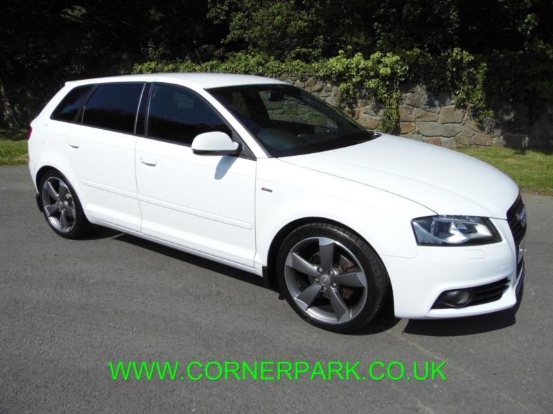 2011 audi a3 sportback tdi s line special edition hatchback diesel in neath port talbot gumtree. Black Bedroom Furniture Sets. Home Design Ideas