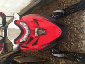 2008 Dragon 700 RMK Rolling Chassis