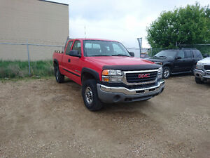 2004 GMC Sierra 2500 4x4- Inspected-Lots of New Parts- Trades