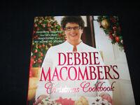 """Debbie Macomber's Christmas Cookbook"" *NEW*"