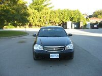 Safety and Emission Tested 2005 Chevrolet Optra LS Sedan
