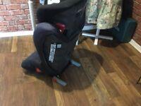 BRTAX CHILDS BOOSTER SEAT ISOFIX