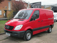2010 60-REG Mercedes Sprinter 210CDI SWB LOW ROOF. GENUINE MEGA LOW 22,000 MILES