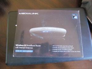 Medialink Wireless N Broadband Router