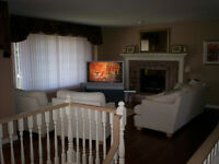 New Ad - 4 Bdrm-two gararges- Executive home in exclusive area i