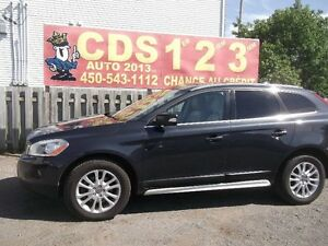 Volvo Xc60 AWD 2010 TV-DVD