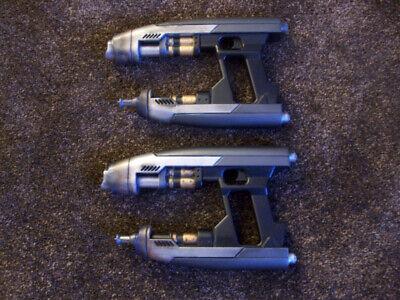 axy Star Lord Custom Blaster Gun Replica Replik  (Starlord Guardians Of The Galaxy)