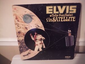 "ELVIS ""ALOHA FROM HAWAII"" VIA SATellite"
