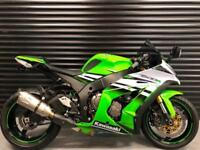MY15 Kawasaki ZX10R 30 Th Anniversary *Only 3801 Miles*