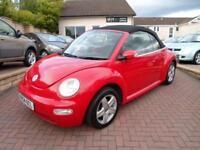 2005 Volkswagen Beetle 1.9 TDI S Cabriolet 2dr