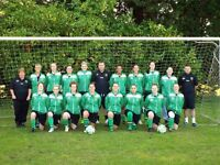 Women's football team looking for players