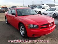 2009 DODGE CHARGER 4D