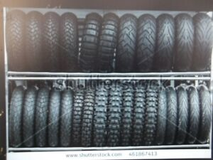 LOWEST PRICES in CANADA on MOTORCYCLE  TIRES and PARTD
