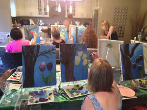 Paint Group of Seven Style London Ontario image 8