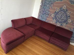 Versatile Sectional Sofa