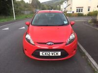 Immaculate ford Fiesta 1.25 style