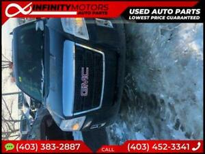 2014 GMC TERRAIN FOR PARTS PARTING OUT CARS CAR PARTS