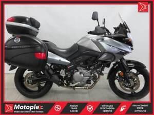 2007 Suzuki V-Strom 650 ABS 31$/SEMAINE