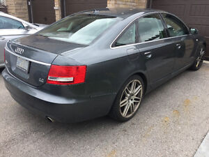 2008 Audi A6 S line fully loaded