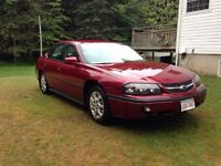 2005 Chevrolet Impala New Inspection and tagged