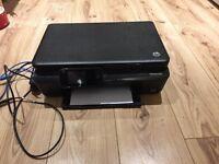 HP photo smart printer/scanner