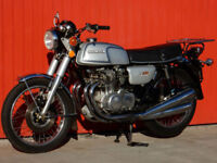 HONDA CB350 FOUR 1974 350cc IN SILVER LOVELY BIKE TO RIDE