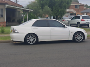 Lexus is200 pearl white 1year rego  Parramatta Parramatta Area Preview