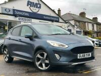 2019 Ford Fiesta 1.0 ACTIVE 1 5d 99 BHP Hatchback Petrol Manual
