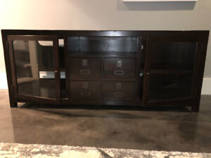 Rhys TV Console by Pottery Barn