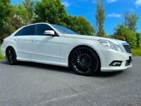 Mercedes-Benz E250 CDI SPORT EDITON 201 BHP *** DOUBLE GLASS SUNROOF