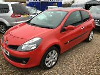2007 RENAULT CLIO 2.0 VVT S FSH GREAT CAR DRIVES VERY WELL